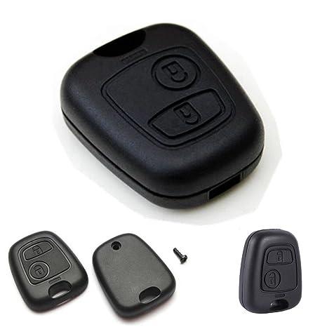 AUDEW 2 Botón Mando a distancia - Carcasa de llave Case ...