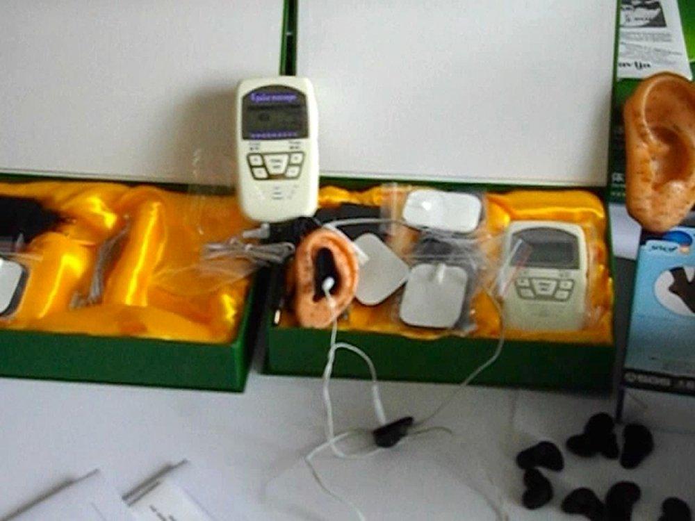 Tratamiento de la Acupuntura en el Dispositivo Inicio Medicomat