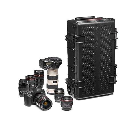 Manfrotto Pro Light Reloader Tough L-55 Trolley Case Negro: Amazon ...