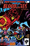 img - for The New Titans (1984-1996): Annual #9 book / textbook / text book