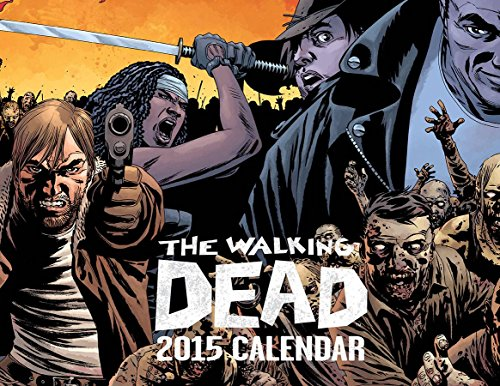 The Walking Dead 2015 - 2015 Walking Dead Calendar