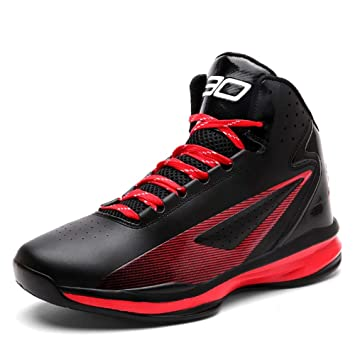 a786b0c4185c7 Amazon.com: HEmei Men's Basketball Shoes Spring Fall Shock ...
