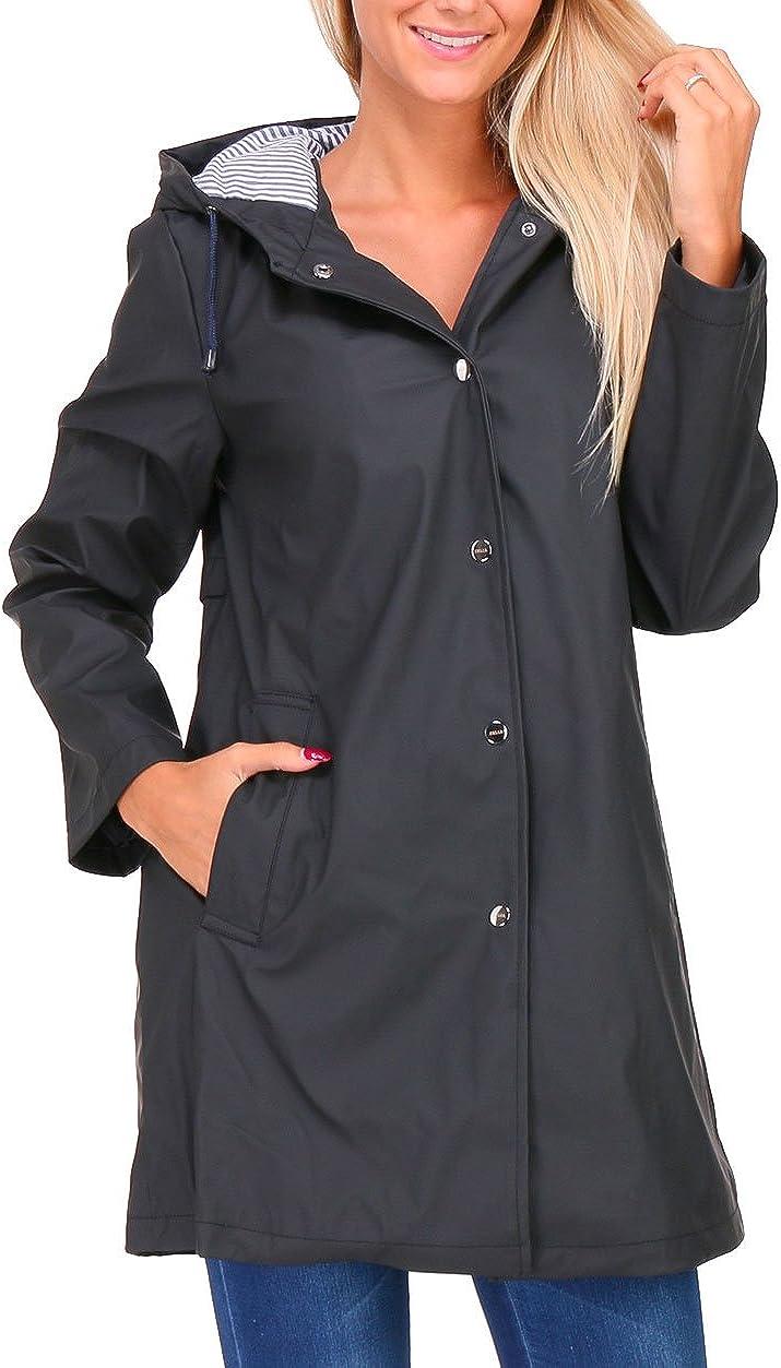 Zelia Manteau Long Femme: : Vêtements et accessoires