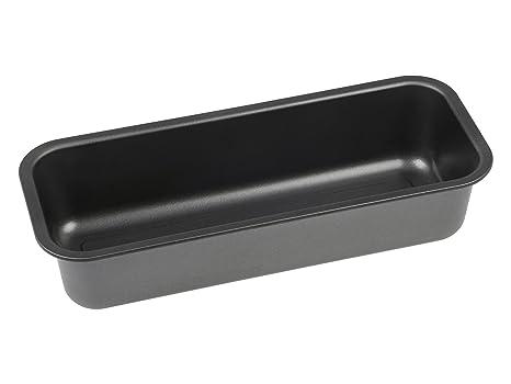 antracita-metalizado 37 x 20 x 7 cm aprox Chg pan molde
