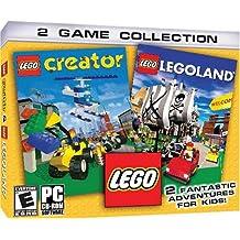 Lego Creator And Lego Land - PC/Mac