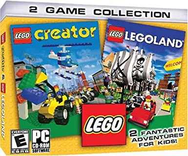 Buy Lego Creator And Lego Land - PC/Mac Online at Low Prices in ...