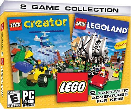 Lego Creator And Lego Land - PC/Mac