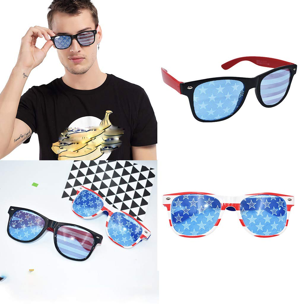 Amazon.com: Baulody - Gafas de sol divertidas para disfraz ...