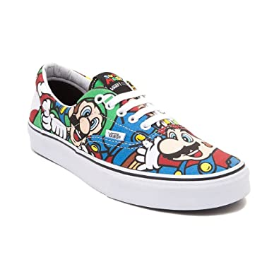c5cc7e53920a67 Vans Especial Edition Nintendo Era Mario   Friends (Mens 5.5 Womens ...