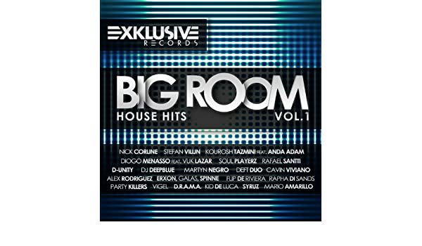 Big Room House Hits Vol. 1 by Various artists on Amazon Music - Amazon.com 547427477