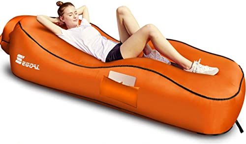 Ergonomic Inflatable Sofa for Camping [Segoal] Picture
