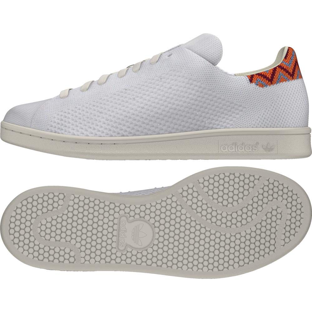 hot sale online aa5e1 3a589 Amazon.com: Adidas Stan Smith Girls Sneakers White: Clothing