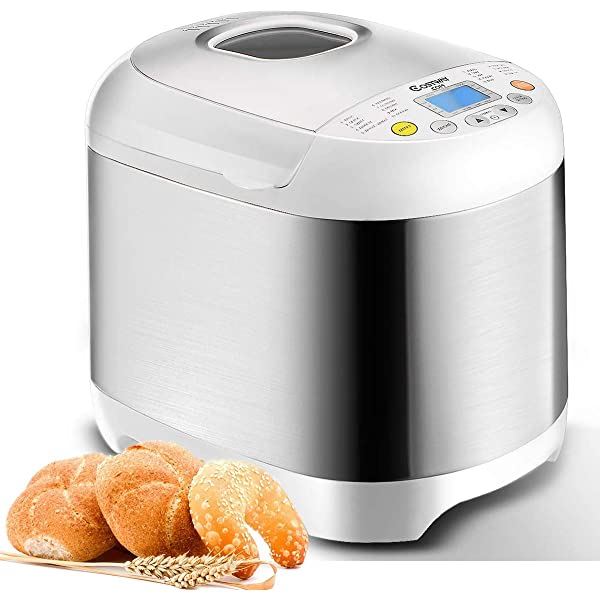 Amazon.com: Baulia Automatic Bread Maker Machine - Sugar ...