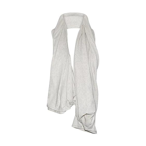 Amazon Lululemon Womens Cotton Foulard Sage Scarf White Wash