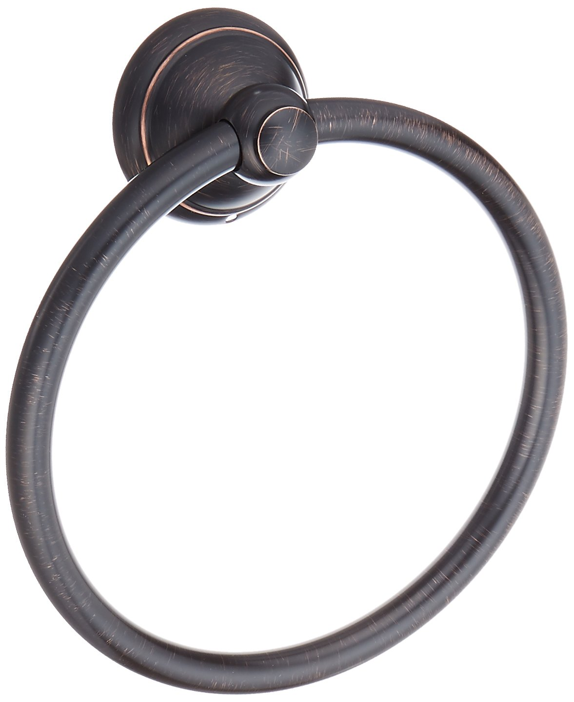 Hansgrohe 06095920 Towel Ring, Rubbed Bronze