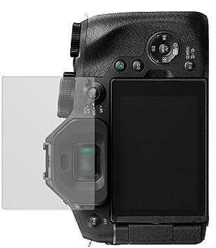 6x Displayschutzfolie für Panasonic HC-V727 Schutzfolie Klar Folie Displayfolie
