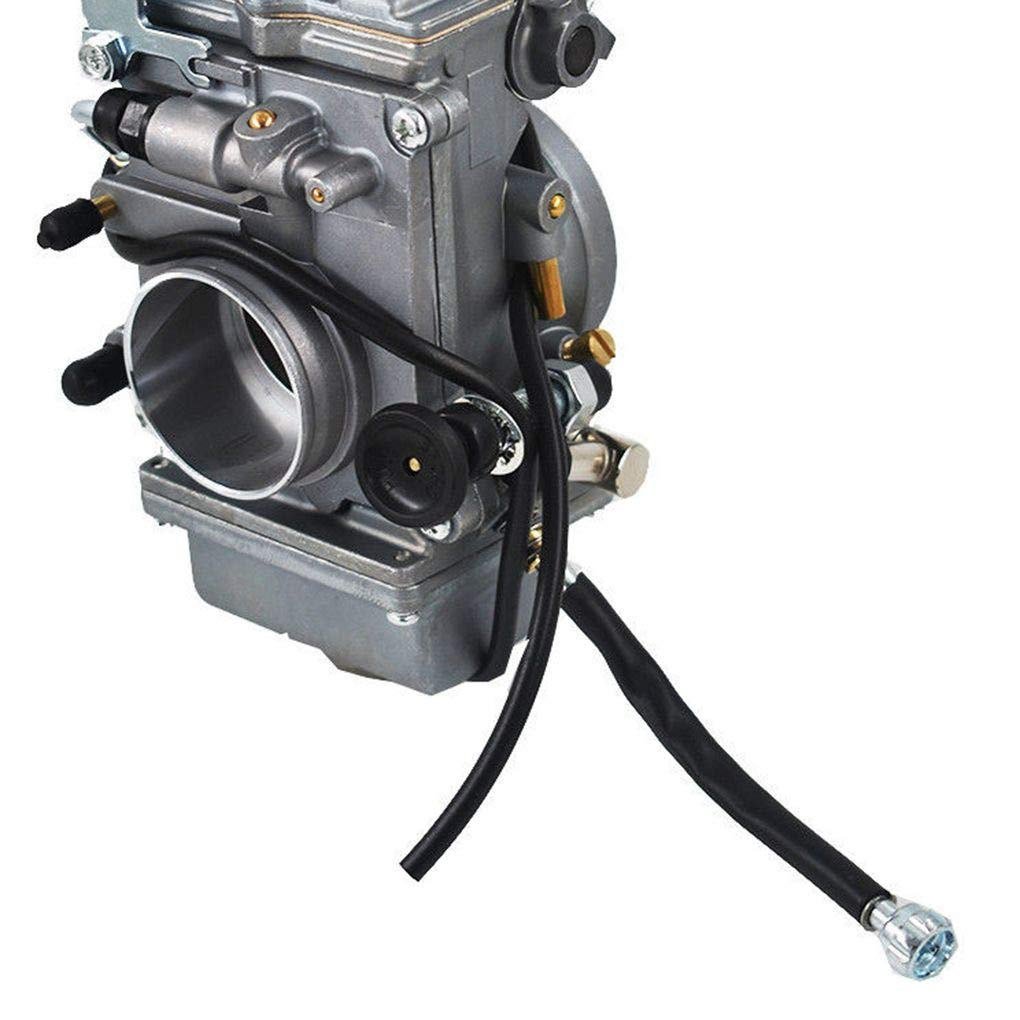 Motorcycle Engine Accessories Carburetor HSR45 45mm Carb Replacement for EVO Twin Cam TM42-6 by Topker (Image #5)