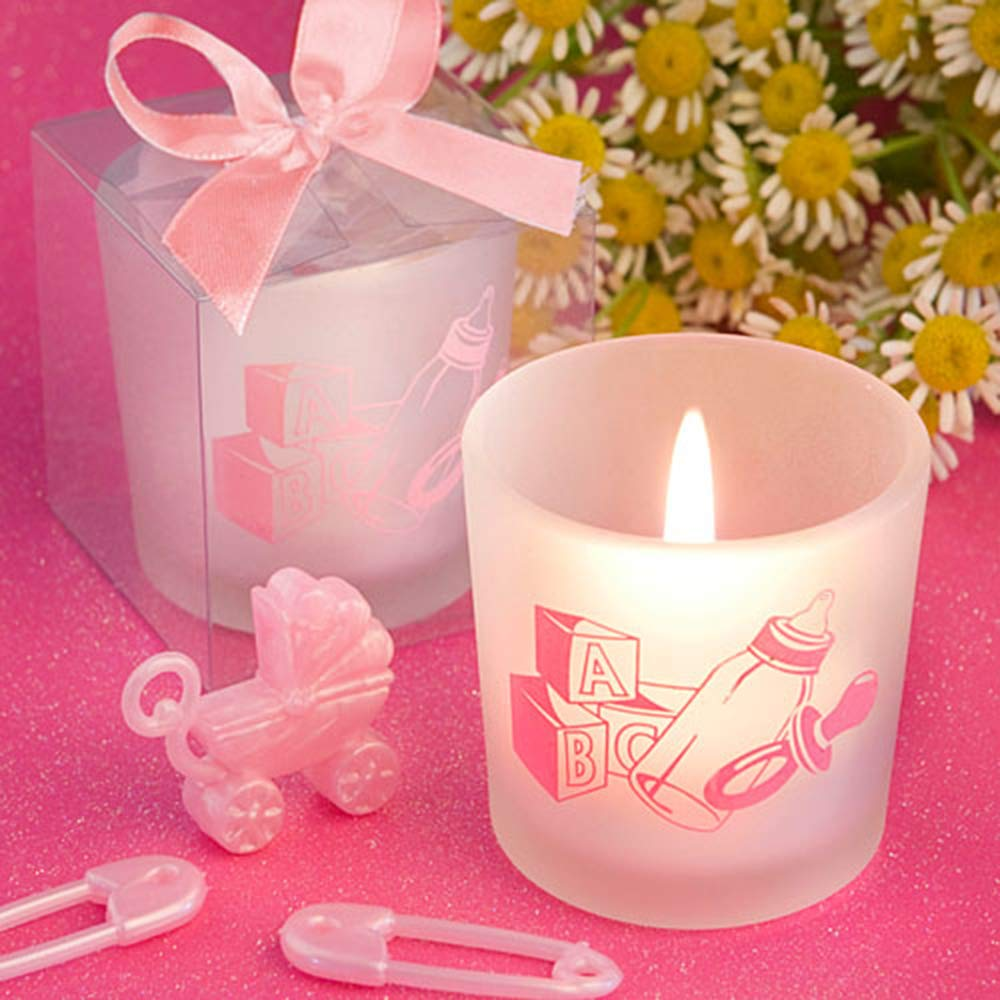 Amazon.com: Fashioncraft Favor Saver Collection Baby Girl Themed Tea ...