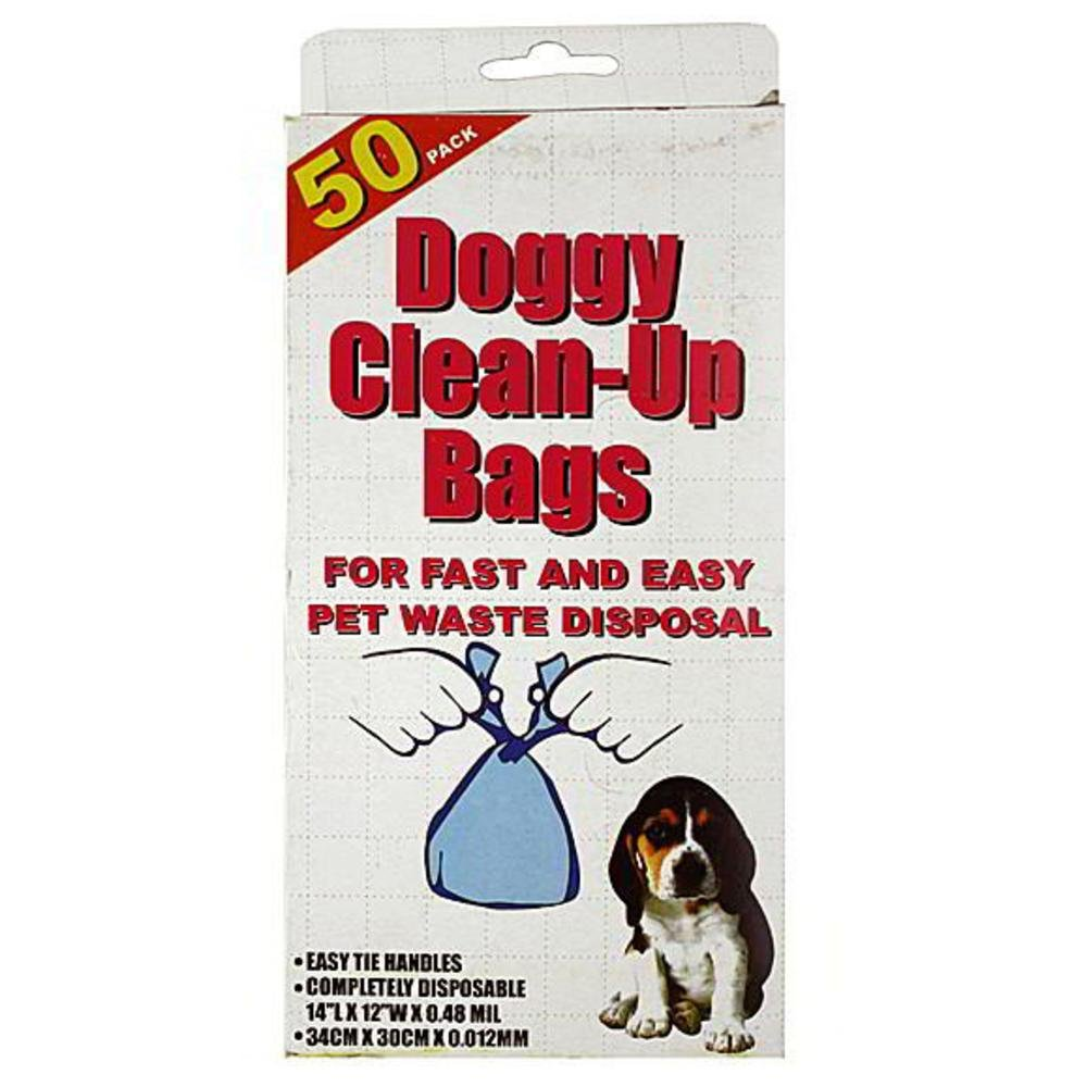 72 Pet waste disposal bags