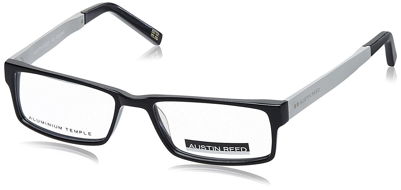 Buy Austin Reed Full Rim Eyewear Frame Black Ar R07 104 53 At Amazon In
