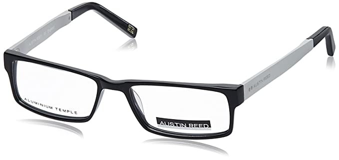 Buy Austin Reed Full Rim Eyewear Frame Black Ar R07 104 53 At Amazon In