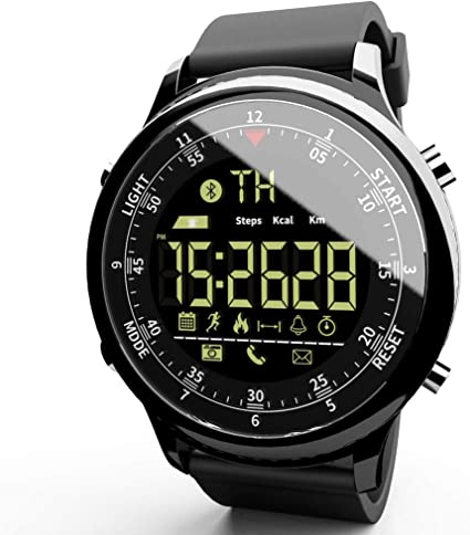 Amazon.com: MOKA - Reloj inteligente digital deportivo para ...