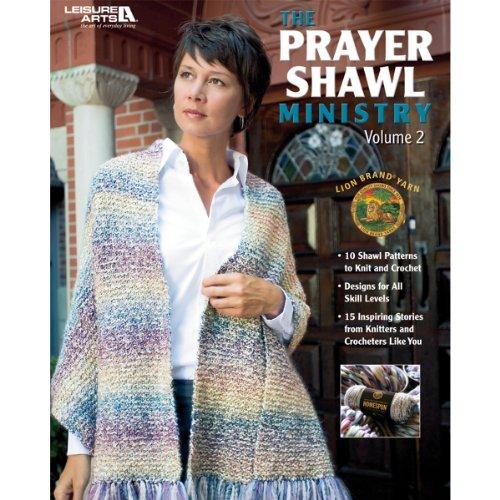 LEISURE ARTS The Prayer Shawl Ministry Volume 2 Book