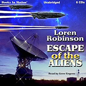 Escape of the Aliens Audiobook
