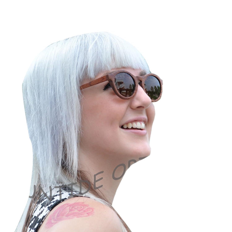 Pear wood Grey Lens sunglasses