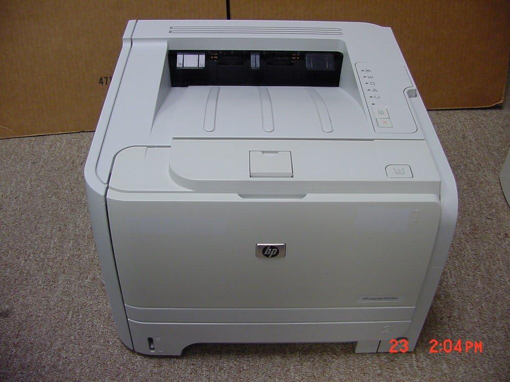HP LaserJet P2035n - Printer - monochrome - laser - Letter - 600 dpi - up to 30 ppm - capacity: 300 sheets - USB, LAN