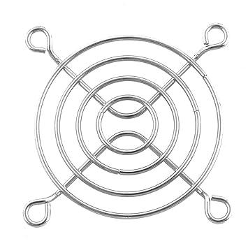 Wholesale 20pcs 6cm 60mm Metal Steel Protect Finger Fan Guard Grill Net New