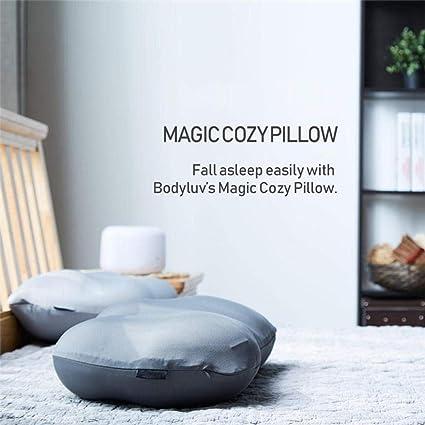 Deep Sleep Addiction PillowcaseFilling Beauty Sleeping Pillow for The Sleep-Neck Therapy Massage Headrest Neck Pillow,A