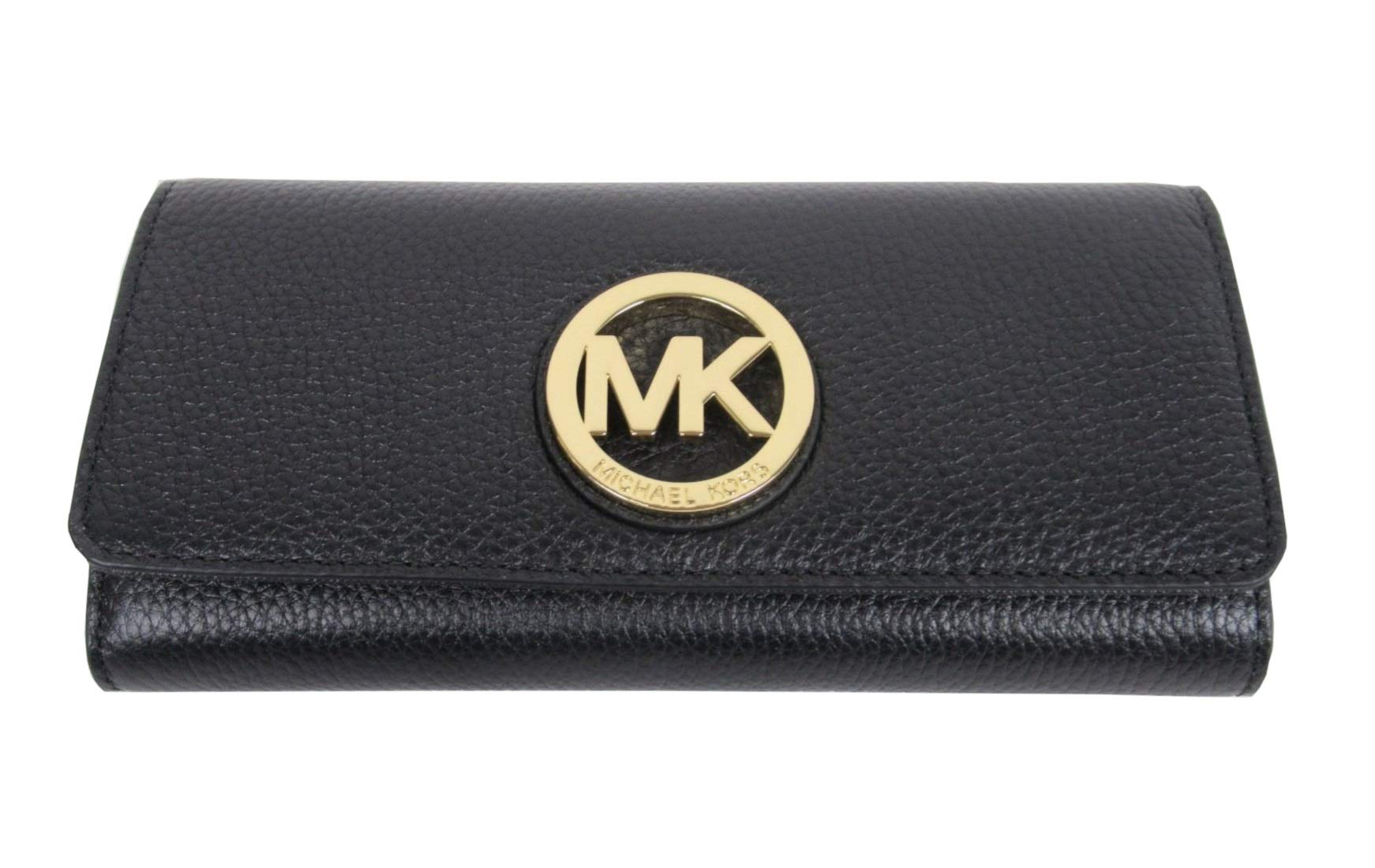 Michael Kors Womens Fulton Carryall Leather Wallet 3122