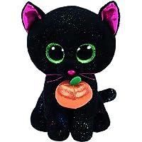 Ty - TY36210 - Beanie Boo's - Peluche Potion le chat noir 15 cm