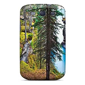 Excellent Design Bing Lscape Phone Case For Galaxy S3 Premium Tpu Case