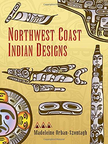 Northwest Coast Indian Designs (Dover Pictorial - Dover De Mall Stores