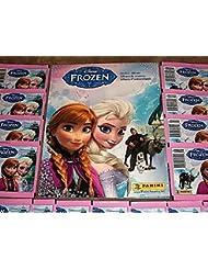 Disney's Frozen Sticker Album With 20 Unopened Packs