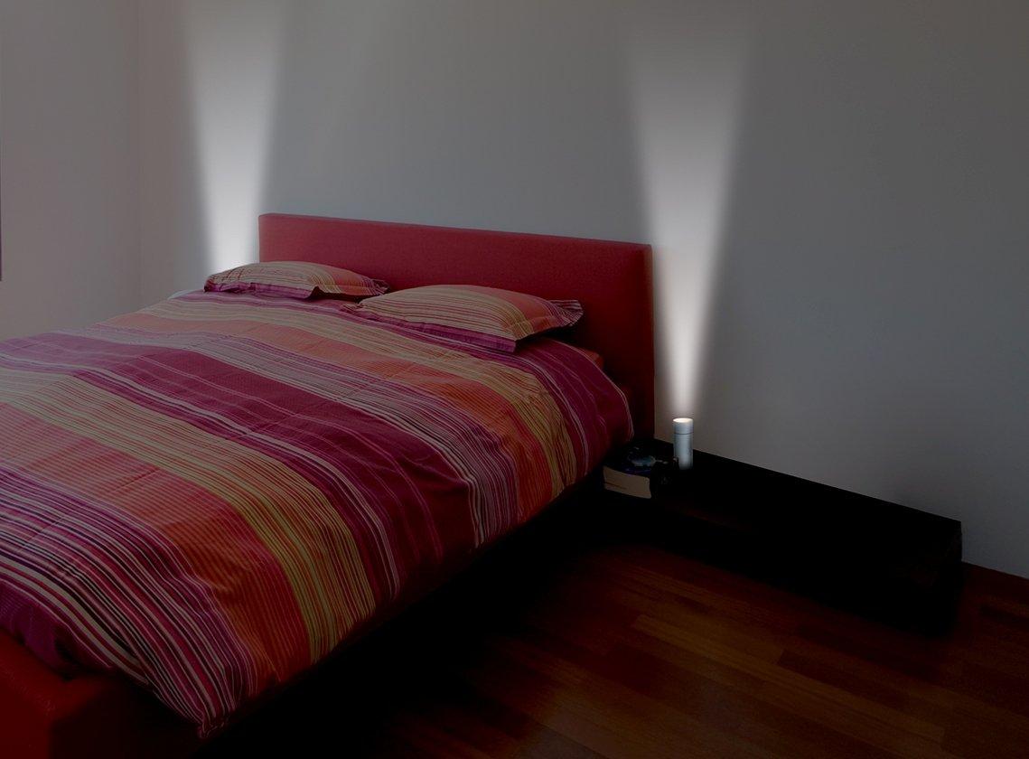 Firstlight 8375BK 5 Watt LED Astoria UpLight Table/ Floor Lamp, Black:  Amazon.co.uk: Lighting
