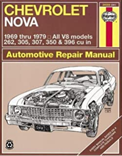 Chevrolet Nova, 1969-79 (Haynes Repair Manuals)