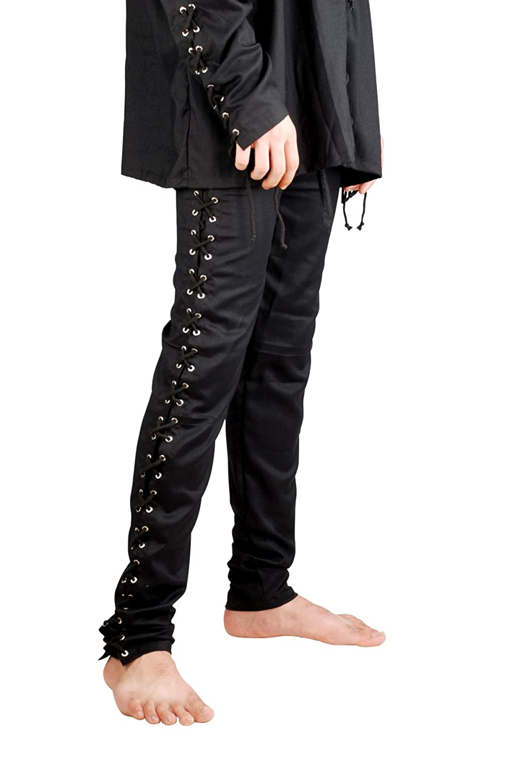 Gothic Death Pants - Renaissance Costume