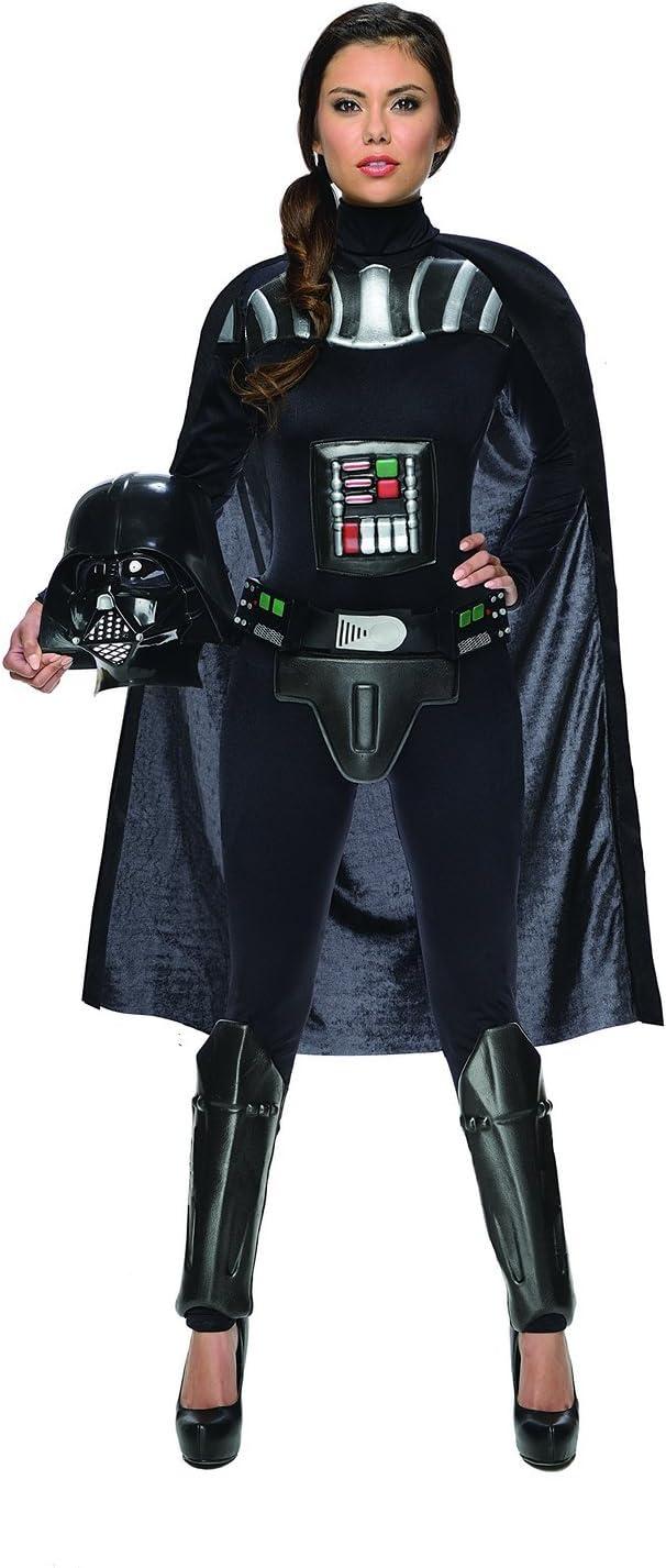 Generique - Disfraz de Darth Vader Mujer - Star Wars