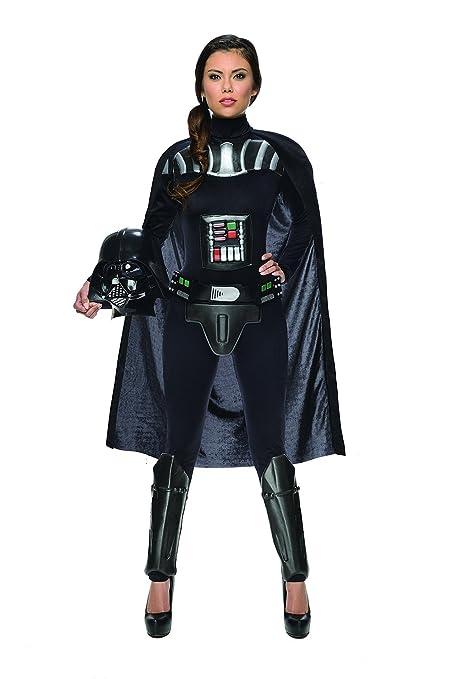 Generique Disfraz de Darth Vader mujer - Star Wars S: Amazon ...