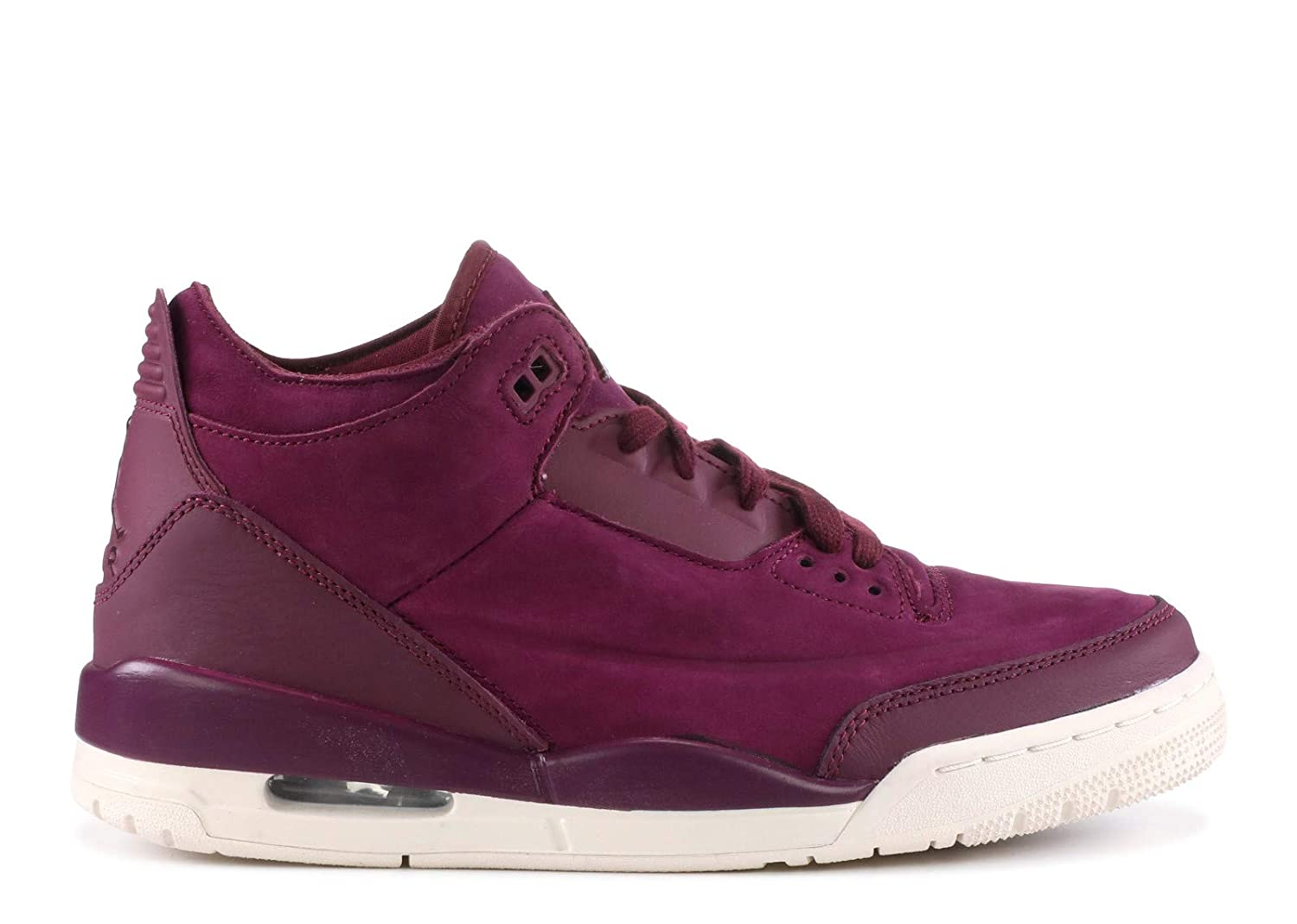 hot sale online 7e38d 258ca Amazon.com | AIR Jordan 3 Retro SE 'Bordeaux' Womens -AH7859 ...