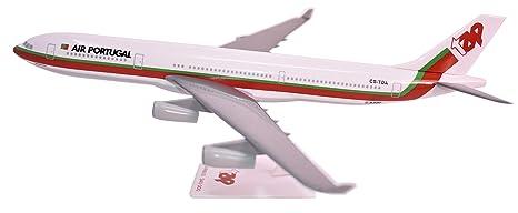 Flight Miniatures TAP Air Portugal Airbus A340-300 1:200 Scale REG#CS-TAO  Display Model