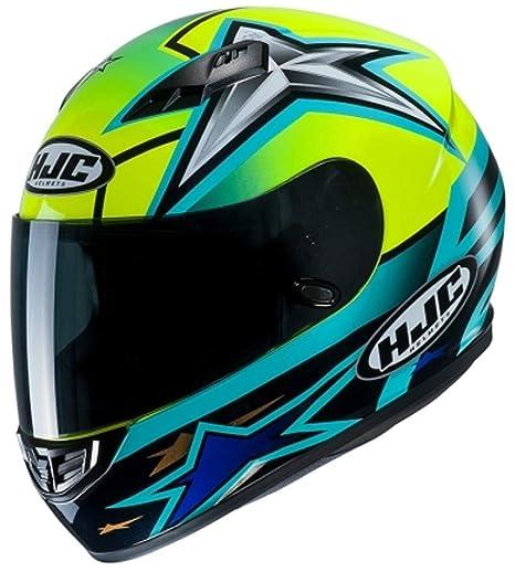 HJC CS 15 FAREN MC7SF Motorcycle helmets HJC