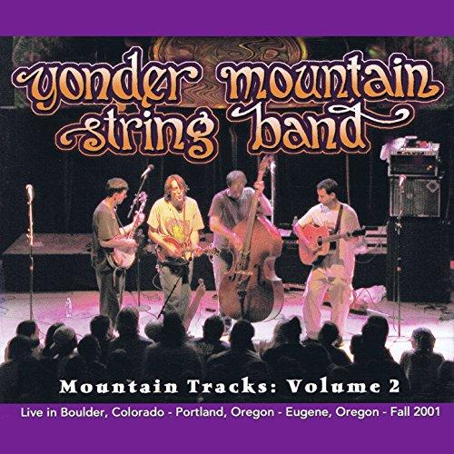 Mountain Tracks, Vol. 2 (Cd Band Yonder Mountain String)