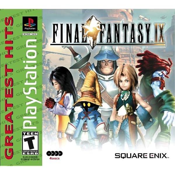 Final Fantasy IX: Amazon.es: Videojuegos
