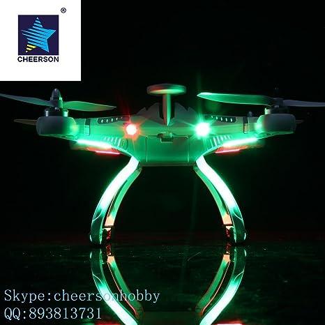 Cheerson CX-20 Quad Copter - 10 M per Second, GPS Hold, Auto ...