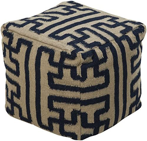 Smithsonian Living Room Pouf