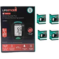 LifeSmart 2TwoPlus Blood Glucose & Ketone Meter LS-946 N